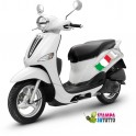 Kit adesivi scooter BANDIERA ITALIANA